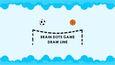 Brain Dots Draw Line screenshot 1