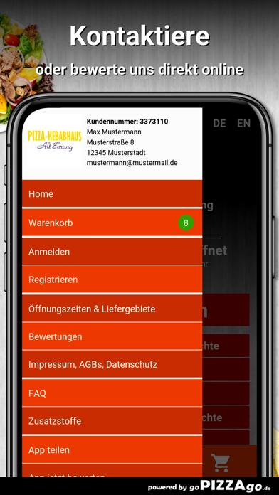 Kebaphaus Alt Ehrang Trier screenshot 3