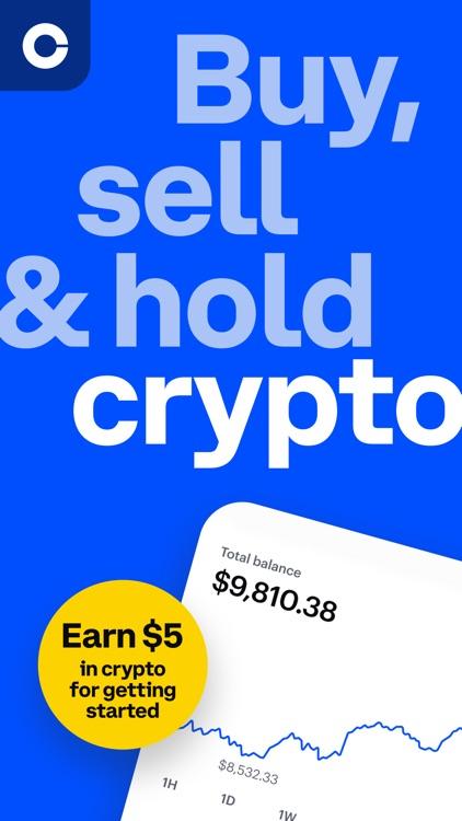 Coinbase – Buy & sell Bitcoin screenshot-7
