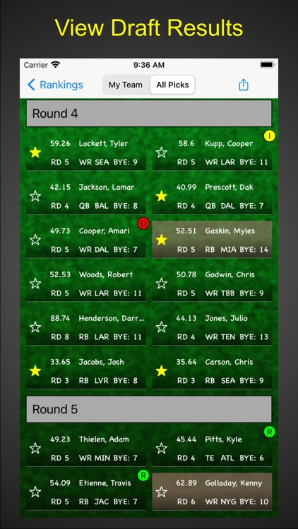 Draft Champ screenshot-5