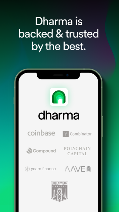 Dharma — Your Ethereum Wallet