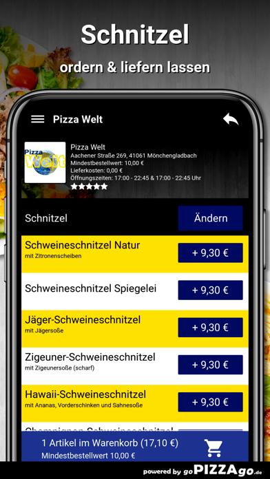Pizza Welt Mönchengladbach screenshot 6