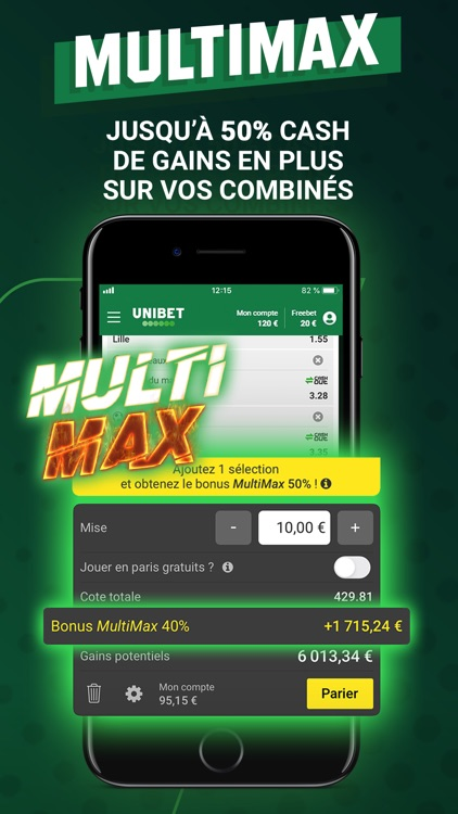 Unibet Paris Sportifs screenshot-4