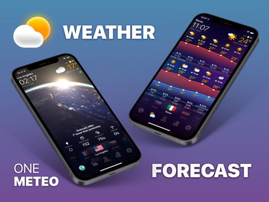 ONE METEO - prévisions météo