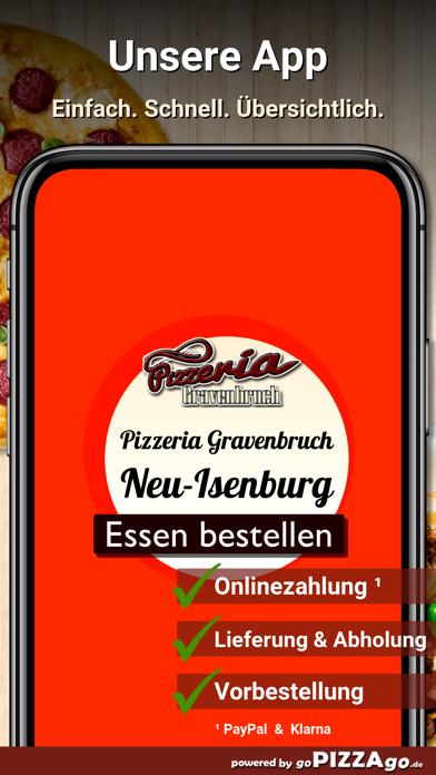 Pizzeria Gravenbruch Neu-Isenb screenshot 1