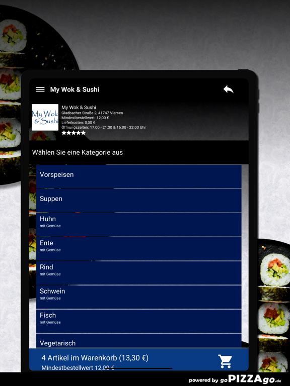My Wok & Sushi Viersen screenshot 8