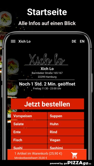 Xich Lo Hamburg screenshot 2
