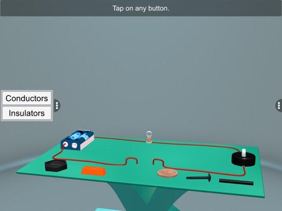 Conductors and Insulators screenshot 12