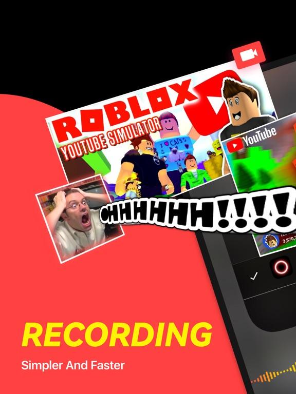 Screen Recorder + screenshot