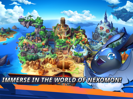 Nexomon: Extinction screenshot 9