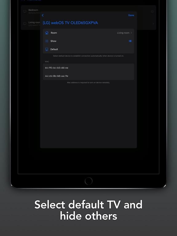 Smart TV Remote Control Ⓘ
