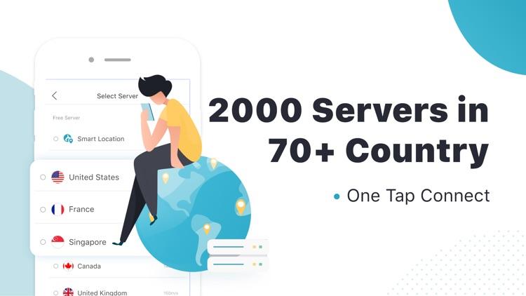 TikVPN-Fast, Secure VPN Proxy