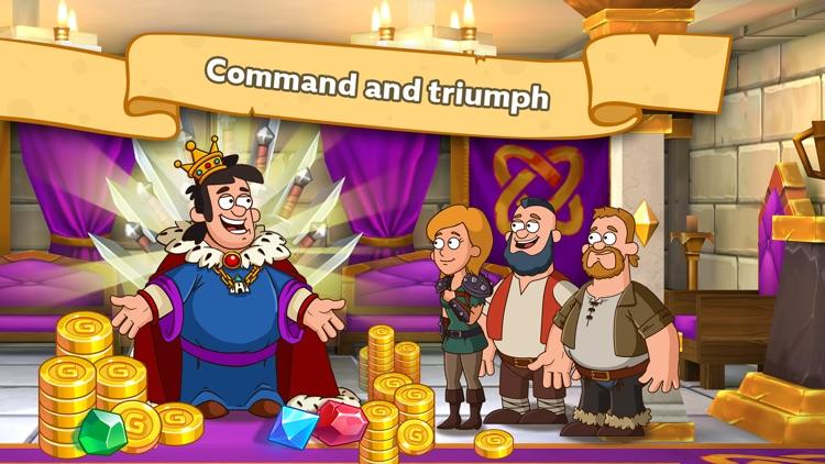 Hustle Castle: Kingdom Tycoon screenshot-5