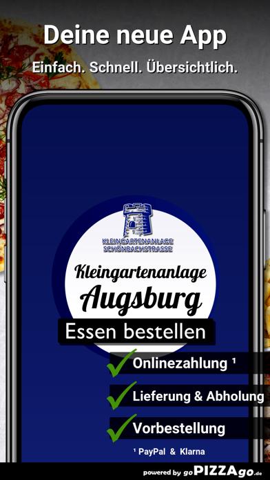Kleingartenanlage Augsburg screenshot 1