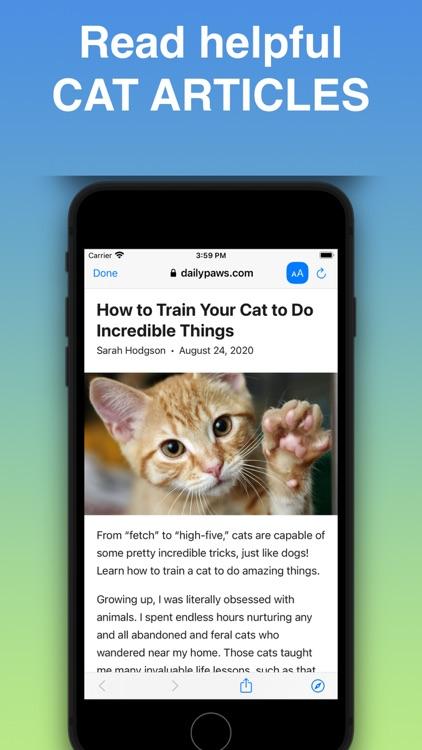 Cat Identifier - Kitty Scanner screenshot-7