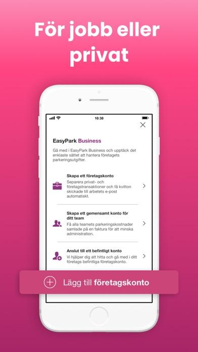 EasyPark – parkera enkelt på PC