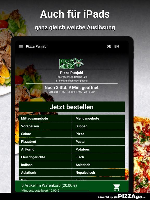 Punjabi München Obergiesing screenshot 7