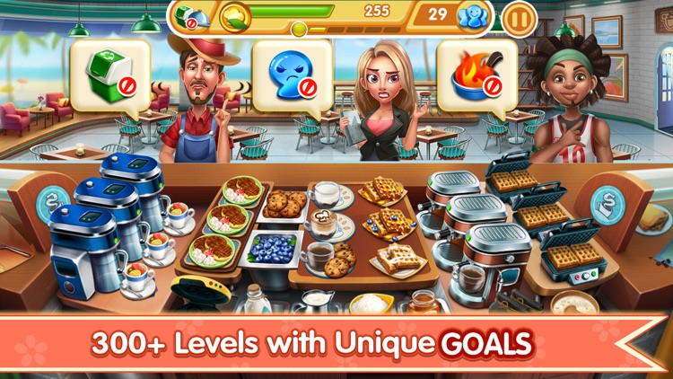 Cooking City - Restaurant Game screenshot-6