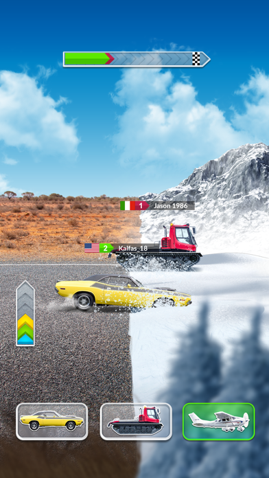 Multi Race: Match The Car screenshot 1
