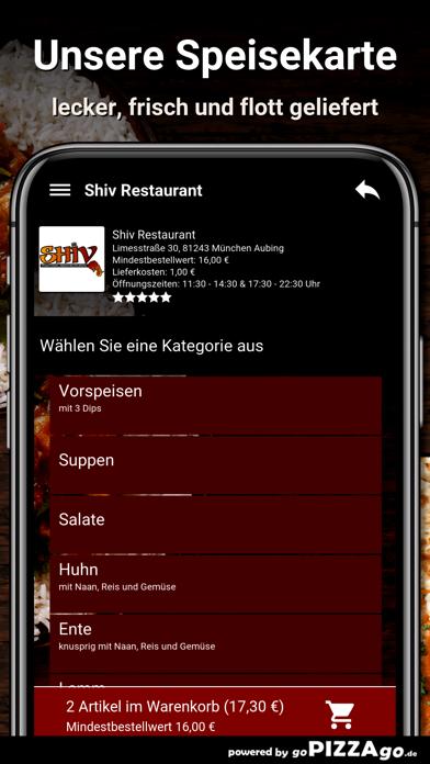 Shiv München Aubing screenshot 4