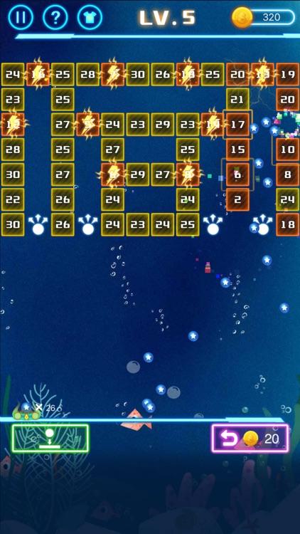 弹球弹不停 - 打砖块小游戏 screenshot-5
