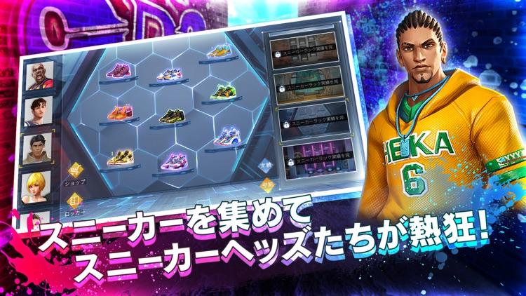 シティダンク2 - 3on3バスケゲーム screenshot-4