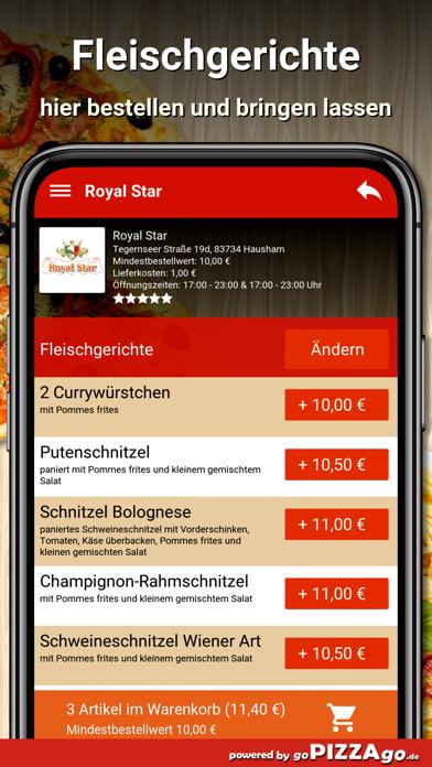Royal-Star Hausham screenshot 6