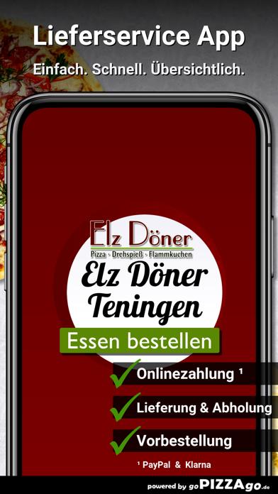 Elz Döner Teningen screenshot 1