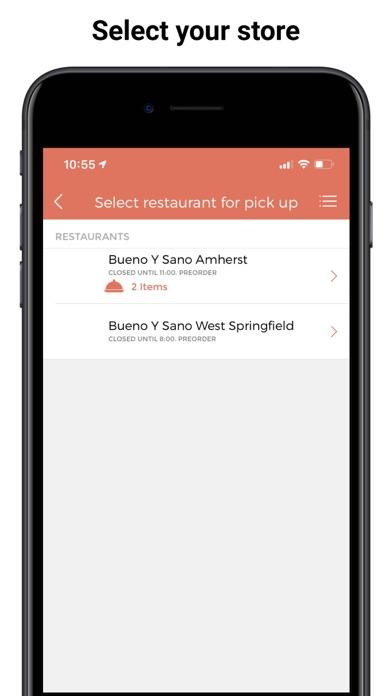 Bueno Y Sano AppScreenshot of 2