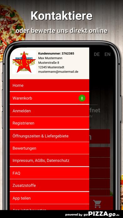 Pizza Star Offenbach screenshot 3