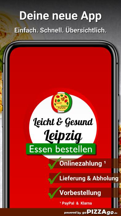 Leicht & Gesund Leipzig screenshot 1