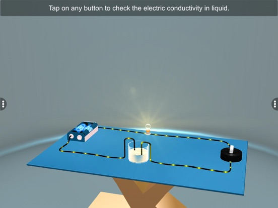 Electric Conduction in Liquids screenshot 15