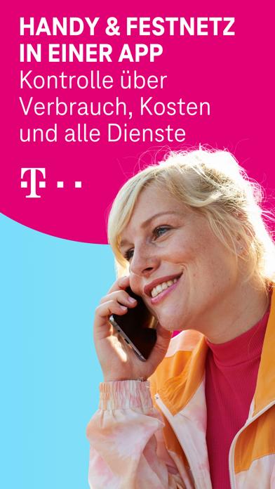 MeinMagenta: Handy & FestnetzScreenshot von 1