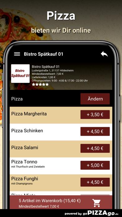 Bistro Spätkauf 01 Hildesheim screenshot 1