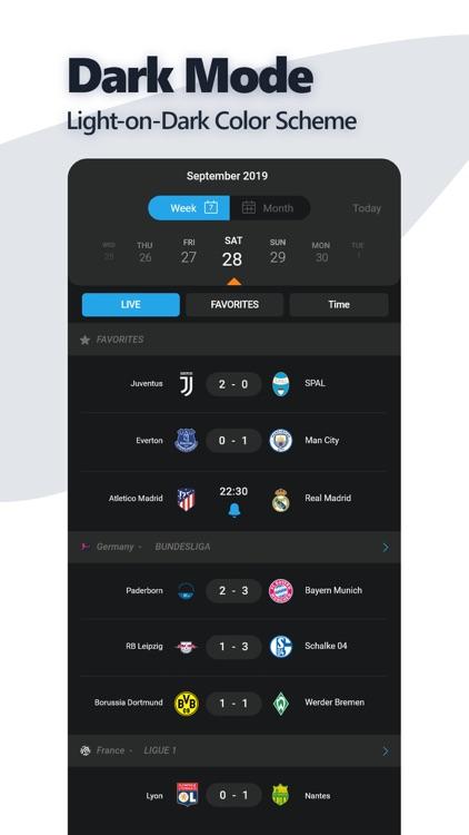 SportMob - Live Scores & News screenshot-8