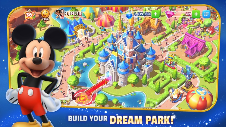 Disney Magic Kingdoms screenshot-3