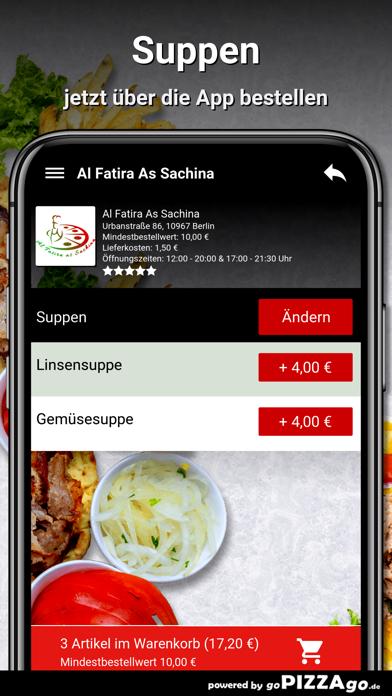 Al Fatira As Sachina Berlin screenshot 5