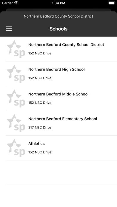 Northern Bedford CSD screenshot 3