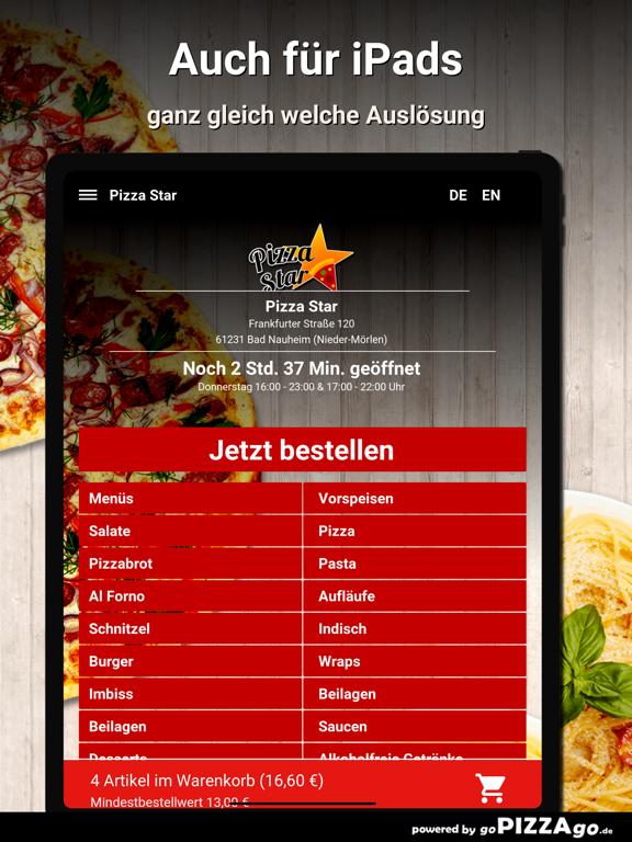 Pizza Star Bad Nauheim screenshot 7