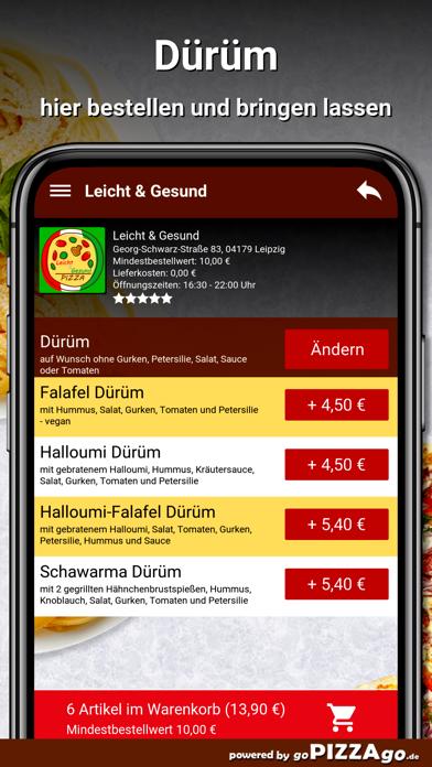 Leicht & Gesund Leipzig screenshot 6