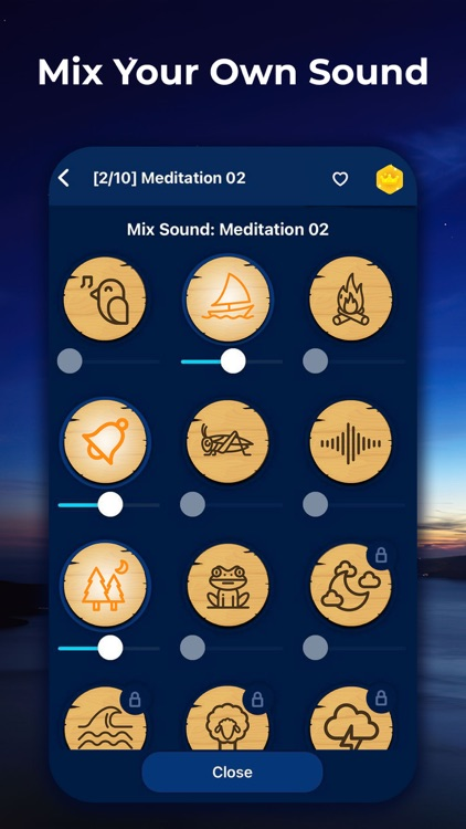 Calm and Meditation Sound screenshot-4