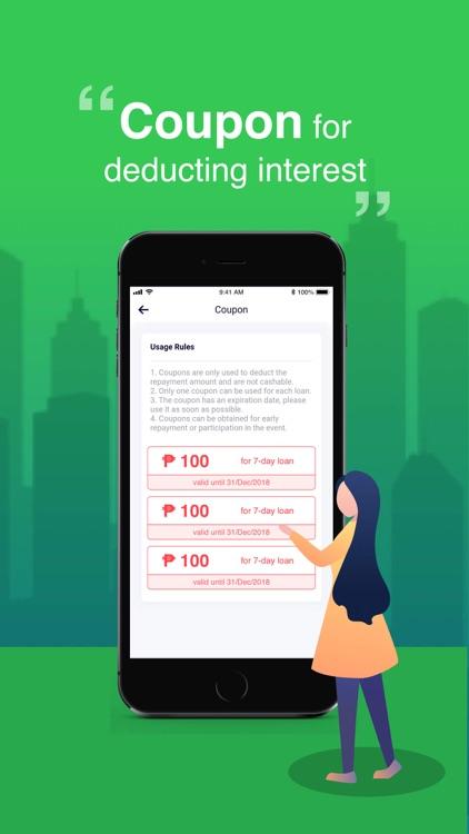 PeraUp - Mobile Cash Loan screenshot-3
