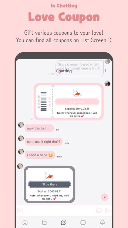 LuvDiary - Couple relationship screenshot-6