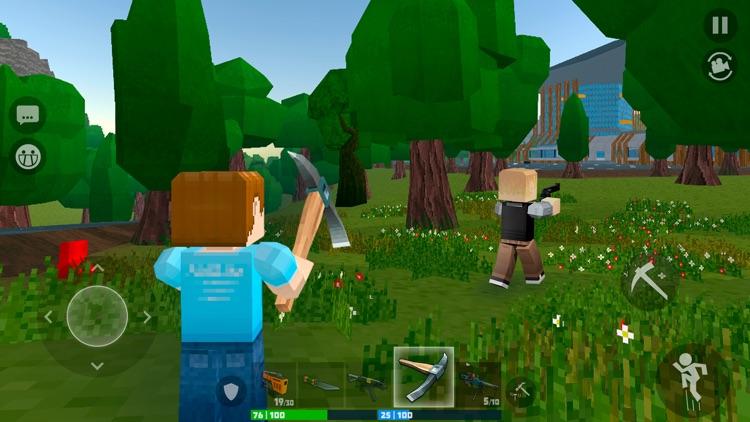MAD Battle Royale screenshot-4