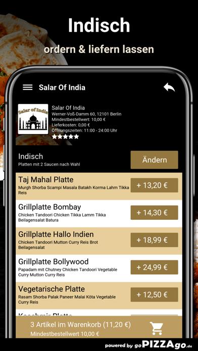 Salar Of India Berlin screenshot 6