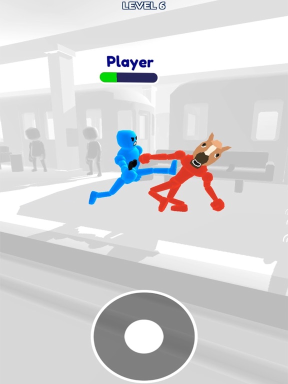 Stickman Ragdoll Fighter screenshot 14