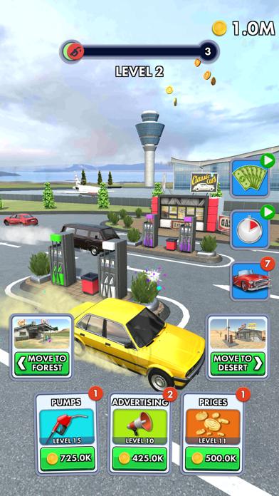 Gas Station. screenshot 2