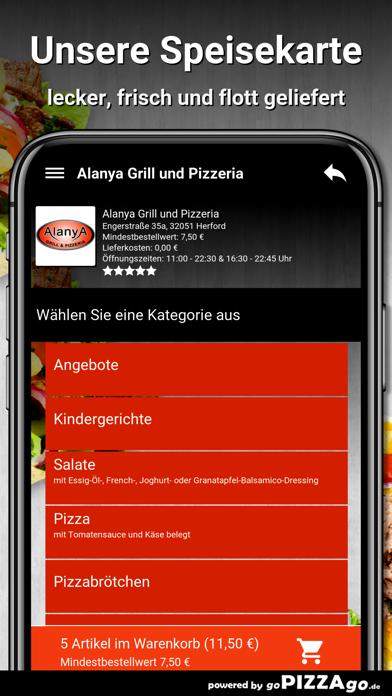 Alanya-Grill Herford screenshot 6