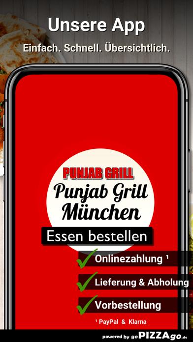 Punjab Grill München screenshot 1