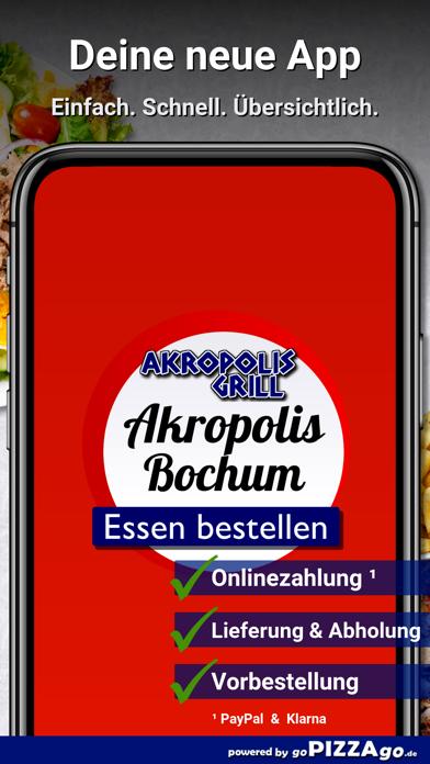 Akropolis Grill Bochum screenshot 2
